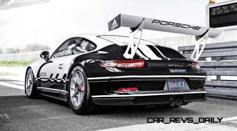 2015 Porsche 991 GT3 Cup 11