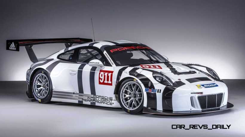 2015 Porsche 991 GT3 R 11