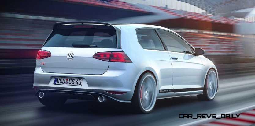 2015 VW Golf GTI CLubSport Concept 11
