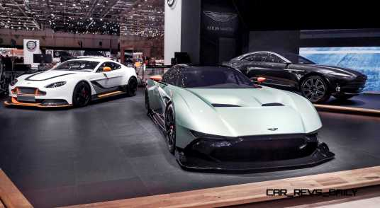 2016 Aston Martin VULCAN 32