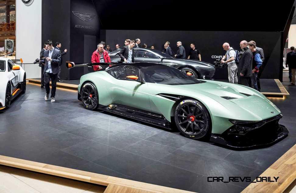 2016 Aston Martin VULCAN 36