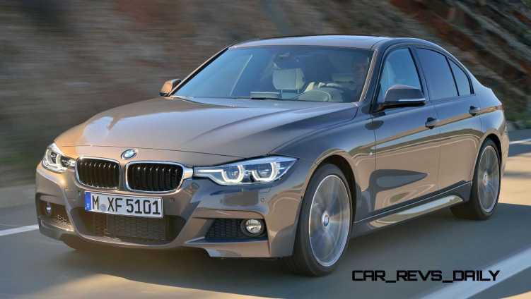 2016 BMW 3 Series 35