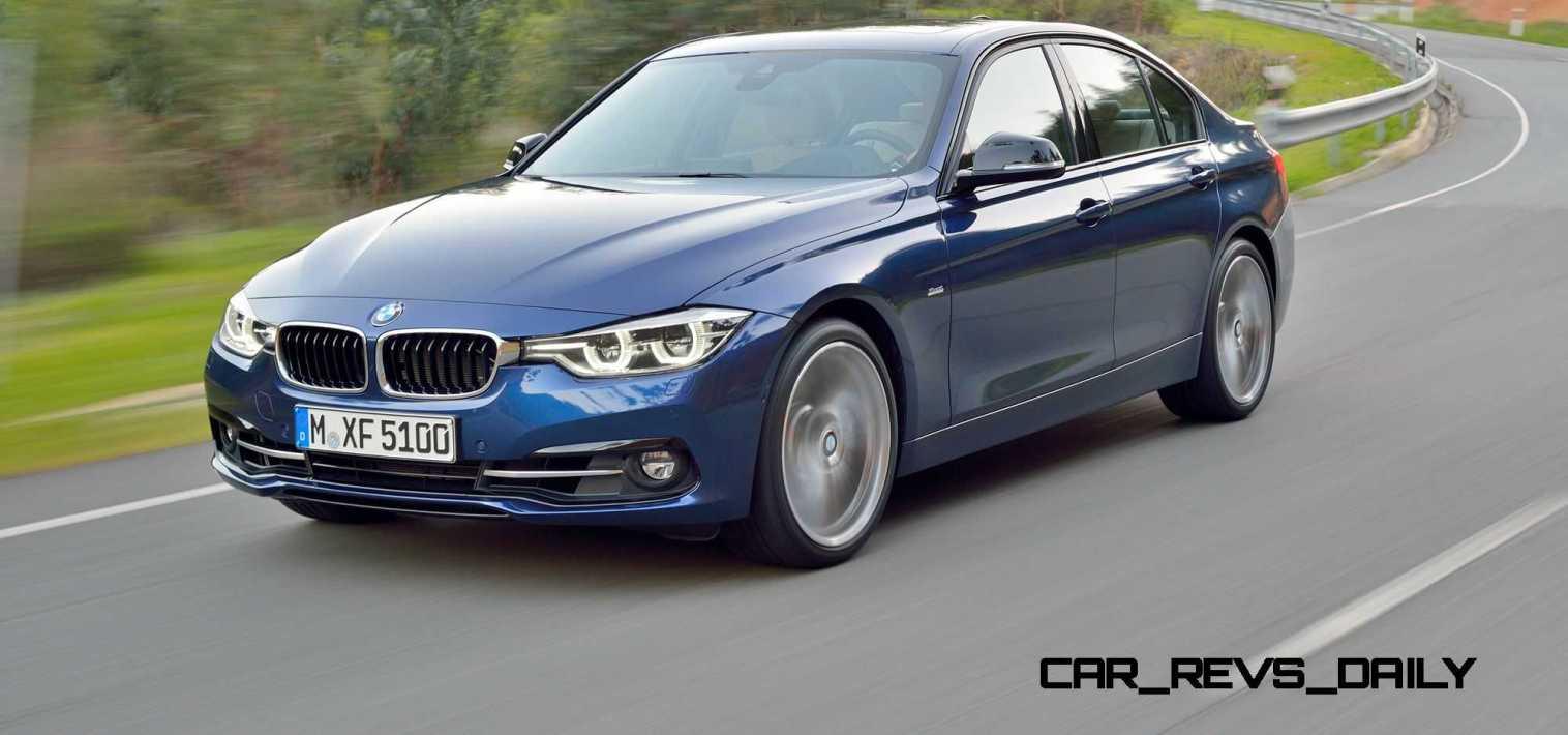 2016 BMW 3 Series 55