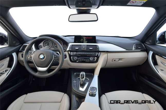 2016 BMW 3 Series Interiors 26