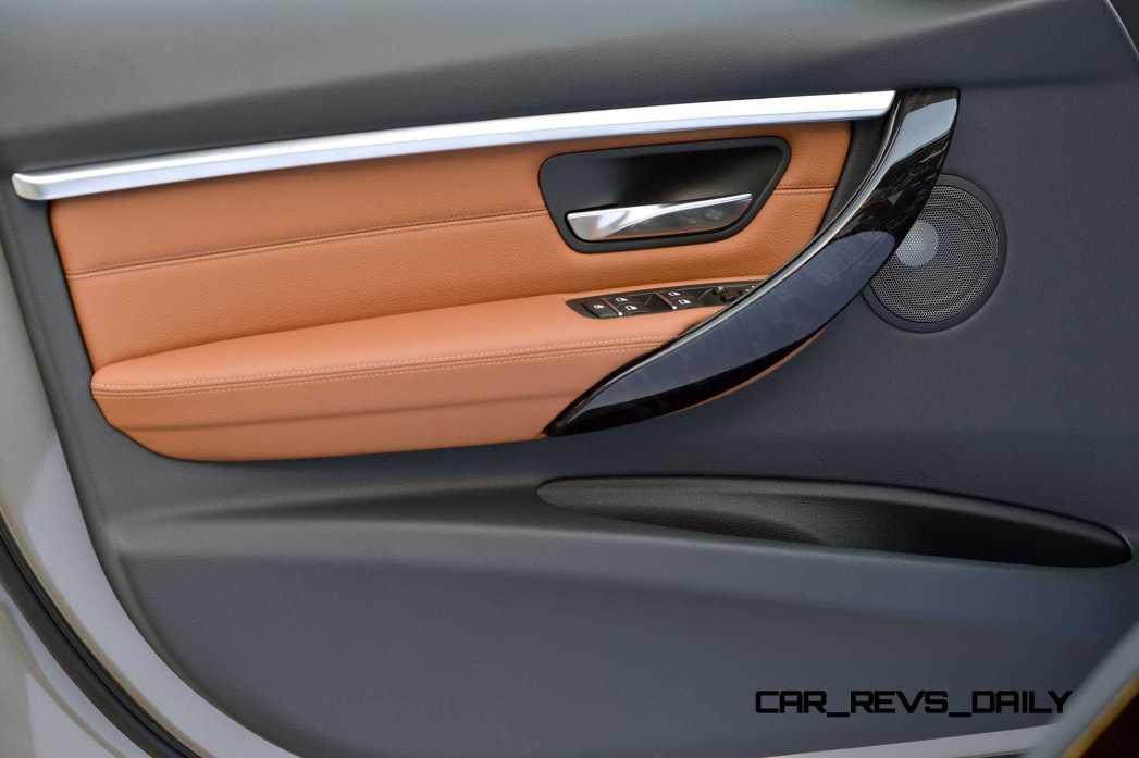 2016 BMW 3 Series Interiors 8
