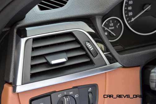 2016 BMW 3 Series Interiors 9
