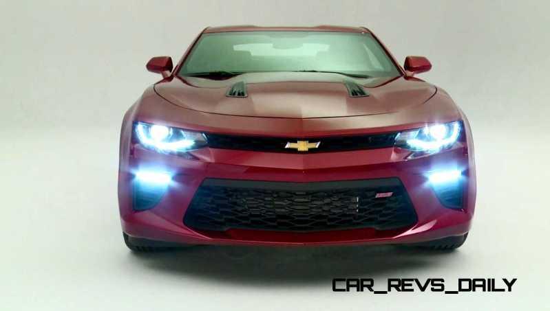 2016 Chevrolet Camaro Flyaround Studio Photos 55