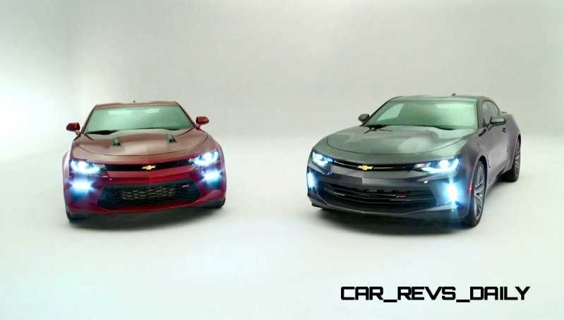 2016 Chevrolet Camaro Flyaround Studio Photos 76