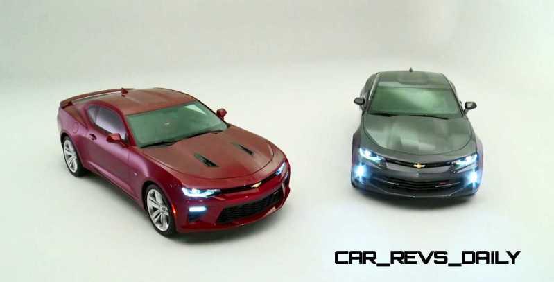 2016 Chevrolet Camaro Flyaround Studio Photos 82