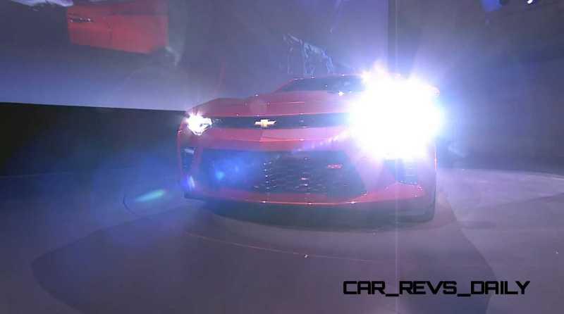 2016 Chevrolet Camaro Live Reveal 32