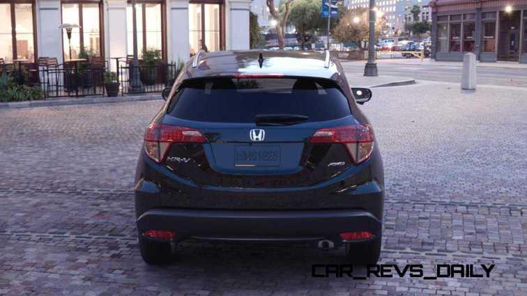 2016 Honda HR-V - Crystal Black Pearl 14