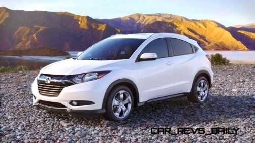 2016 Honda HR-V - White Orchid Pearl 12