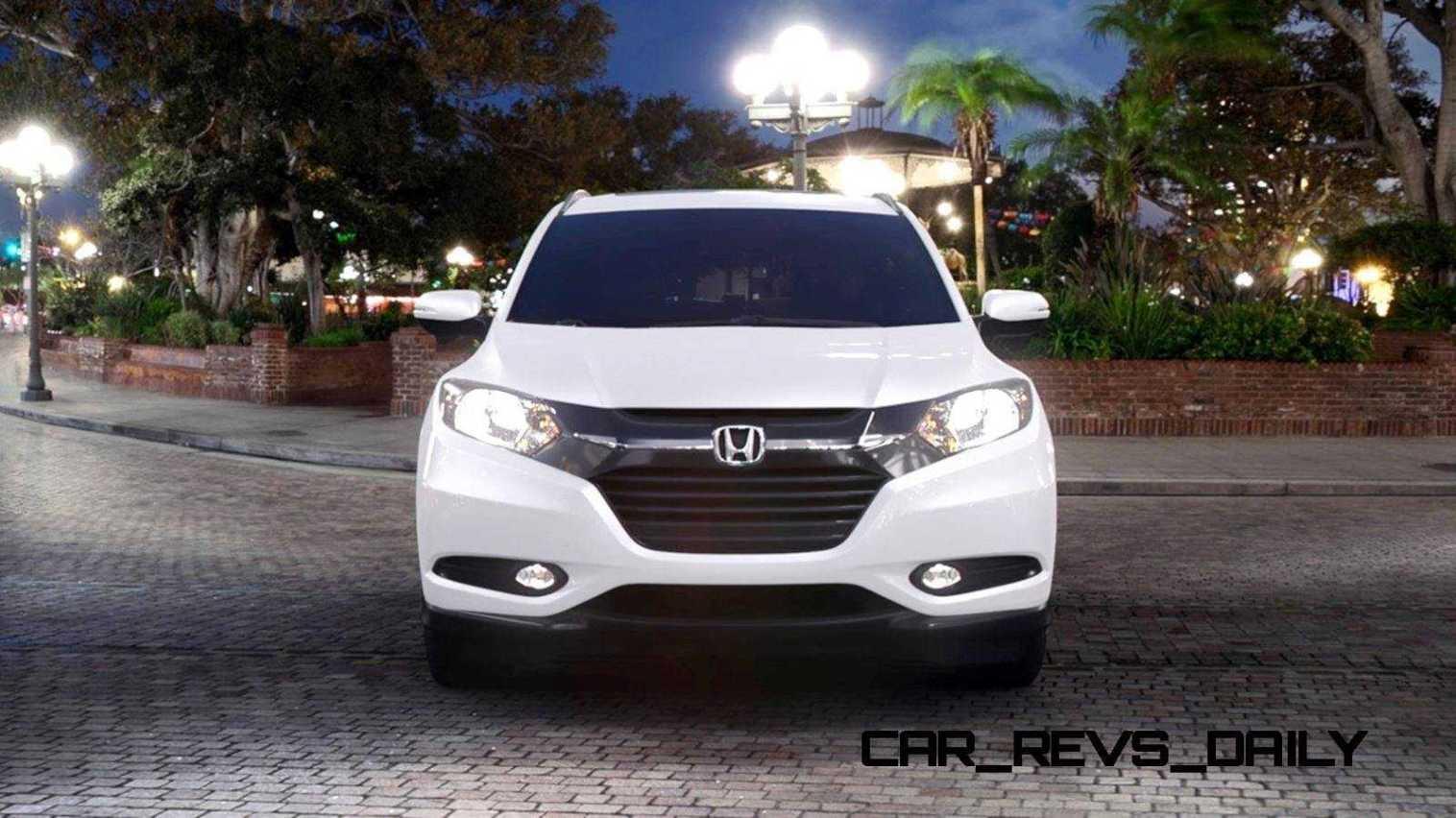 2016 Honda HR-V - White Orchid Pearl 32