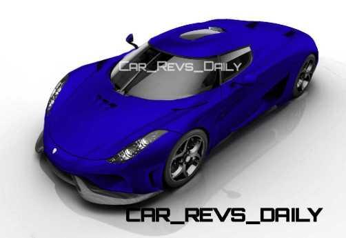 2016 Koenigsegg Colorizer Renderings 11