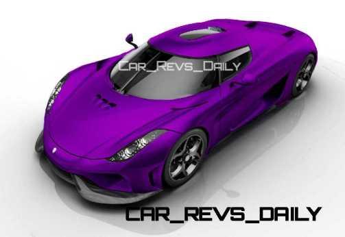 2016 Koenigsegg Colorizer Renderings 14