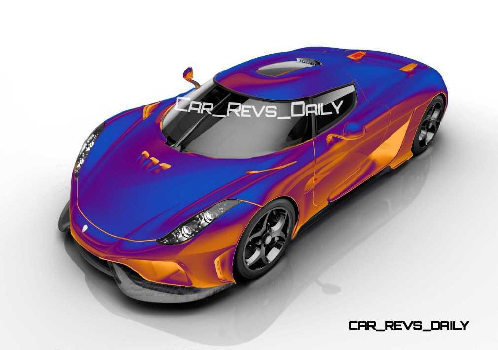 Koenigsegg Regera Colors HQ 13