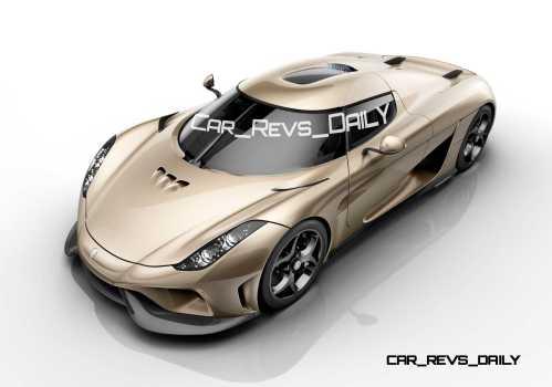 Koenigsegg Regera Colors HQ 14