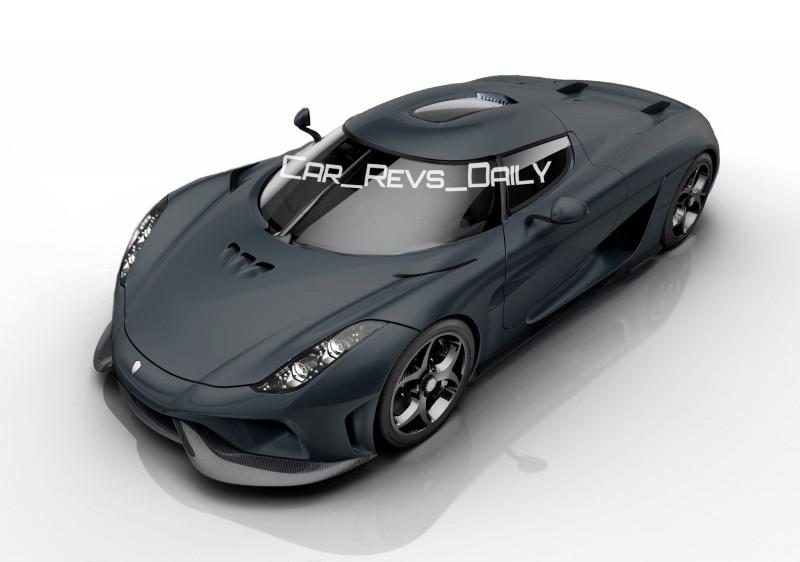 Koenigsegg Regera Colors HQ 3
