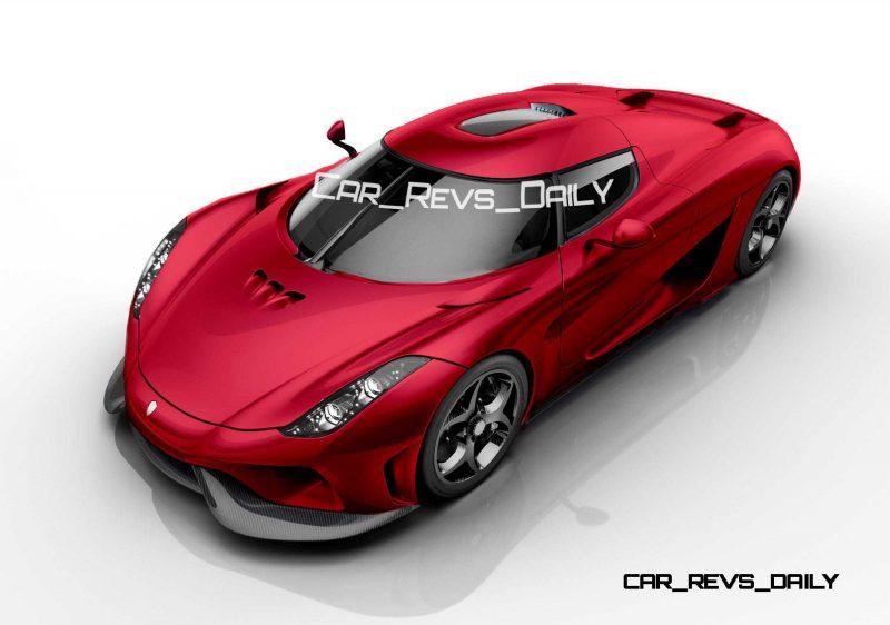 Koenigsegg Regera Colors HQ 7