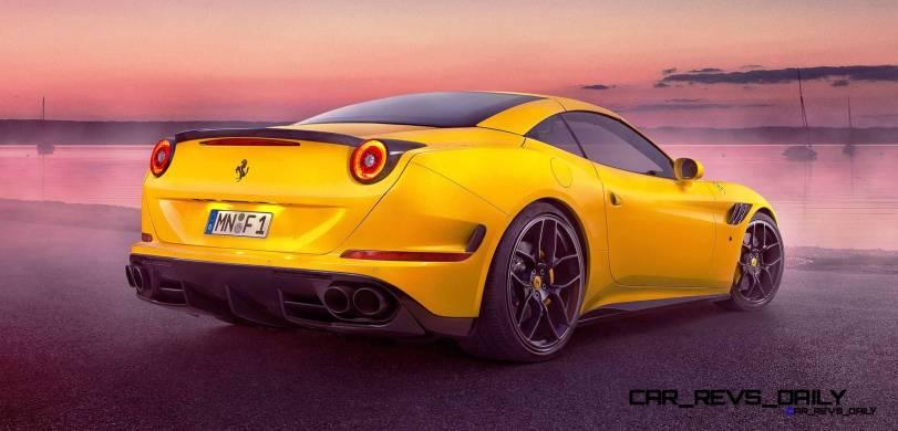 NOVITEC ROSSO Ferrari California Turbo 3