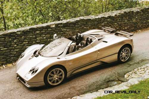 Pagani Roadster 4