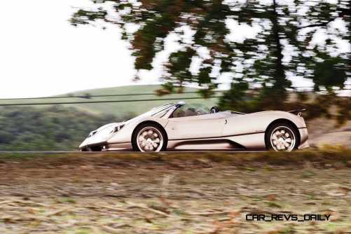 Pagani Roadster 5