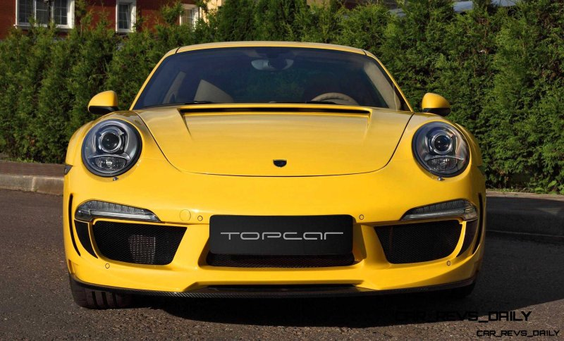 Porsche 991 Stinger by TopCar Now Available for All 911 Carrera Models and Bodystyles 35