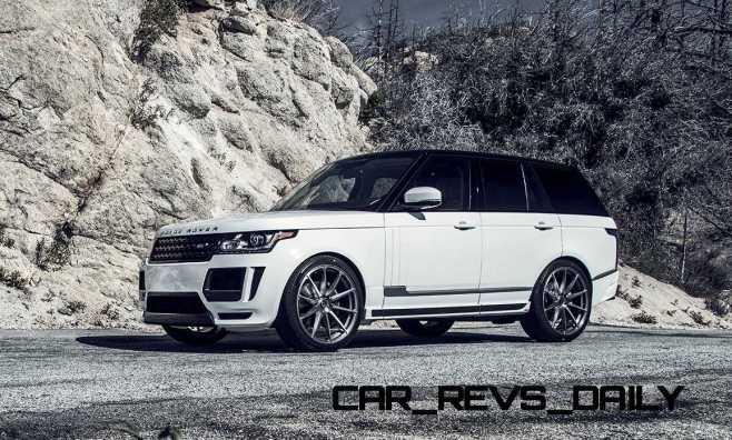 Range Rover VERITAS By Vorsteiner 12