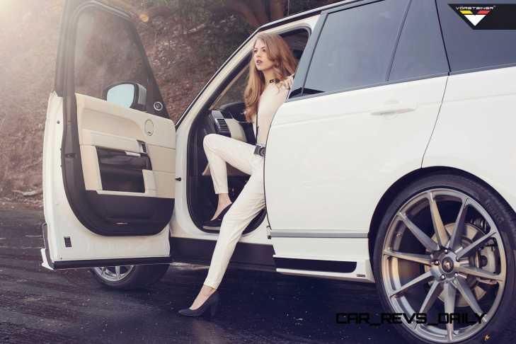 Range Rover VERITAS By Vorsteiner 24