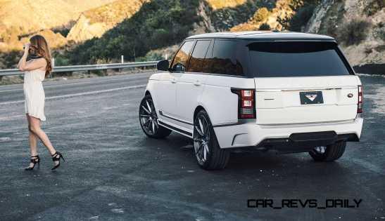 Range Rover VERITAS By Vorsteiner 27