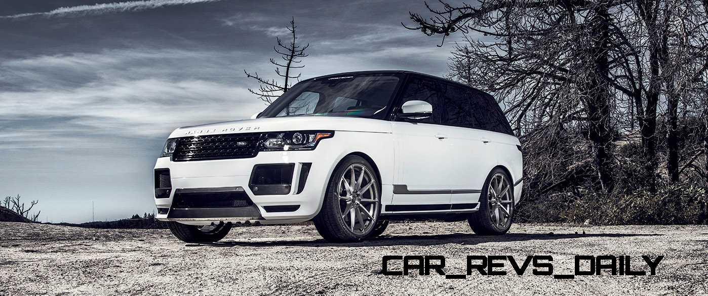 Range Rover VERITAS By Vorsteiner 4