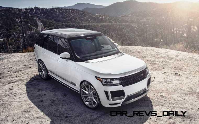 Range Rover VERITAS By Vorsteiner 6