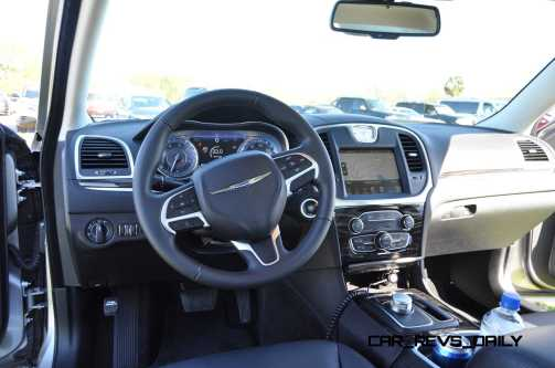 Road Test Review - 2015 Chrysler 300 Limited 103