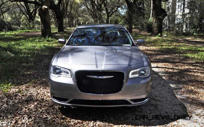 Road Test Review - 2015 Chrysler 300 Limited 16