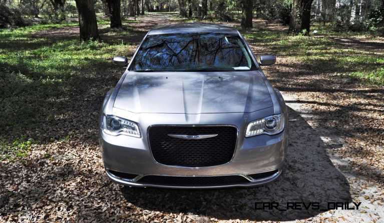 Road Test Review - 2015 Chrysler 300 Limited 17