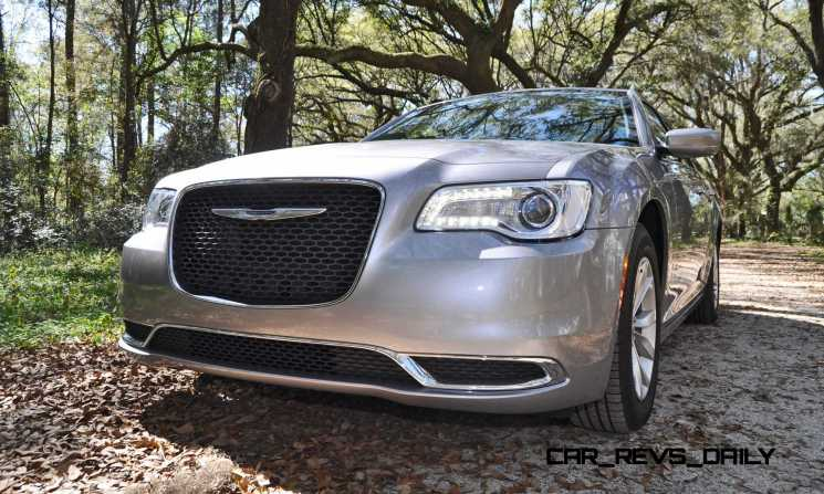 Road Test Review - 2015 Chrysler 300 Limited 18