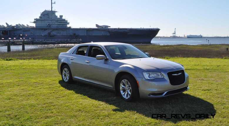 Road Test Review - 2015 Chrysler 300 Limited 32