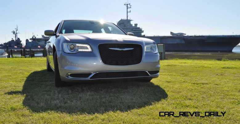 Road Test Review - 2015 Chrysler 300 Limited 50