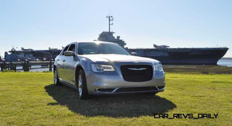 Road Test Review - 2015 Chrysler 300 Limited 52