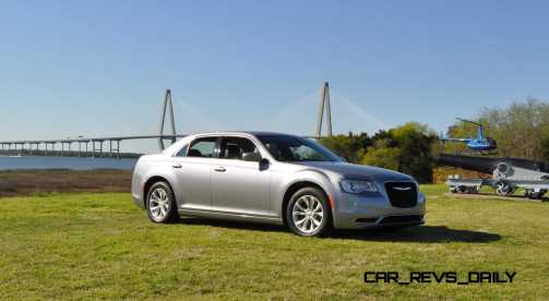 Road Test Review - 2015 Chrysler 300 Limited 72