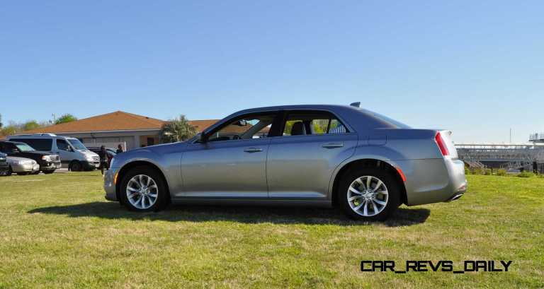 Road Test Review - 2015 Chrysler 300 Limited 86