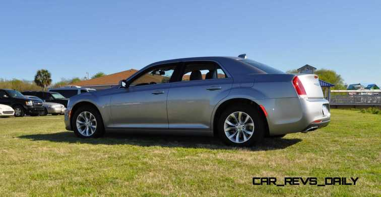 Road Test Review - 2015 Chrysler 300 Limited 89