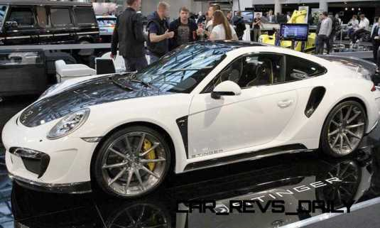 TOPCAR Stinger GTR 911 Turbo 42