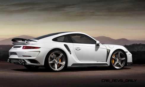 TOPCAR Stinger GTR 911 Turbo 8