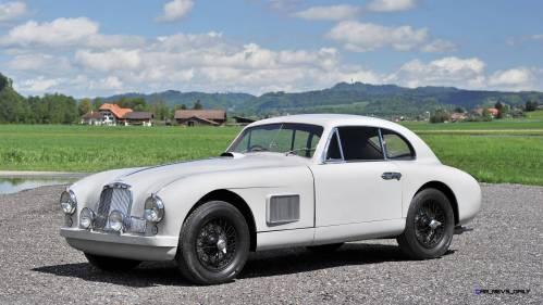 1950 Aston Martin DB2 Vantage 1