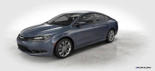 2015 Chrysler 200S Colors 12