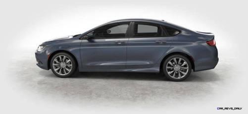 2015 Chrysler 200S Colors 22