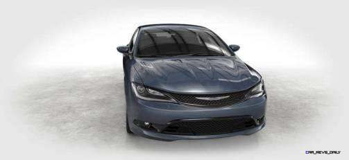 2015 Chrysler 200S Colors 73