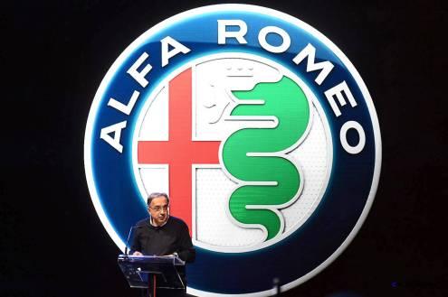 Anteprima mondiale della Alfa Romeo Giulia