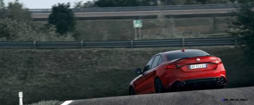 2016 Alfa Romeo Guilia Dynamic Screencaps 17